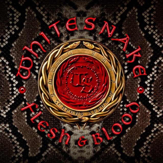 Whitesnake's new album, Flesh & Blood, will be released May 10th 2019 1. Good To See You Again  2. Gonna Be Alright  3. Shut Up & Kiss Me  4. Hey You (You Make Me Rock)  5. Always & Forever  6. When I Think Of You (Color Me Blue)  7. Trouble Is Your Middle Name  8. Flesh & Blood