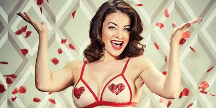 #love is in the air 💖 #Twitterers this #ValentinesDay we absolutely #heart working with the gorgeous @jess_impiazzi #HappyValentinesDay #bestoftheday @RiaFilm @Amarichfilm @amaradatia