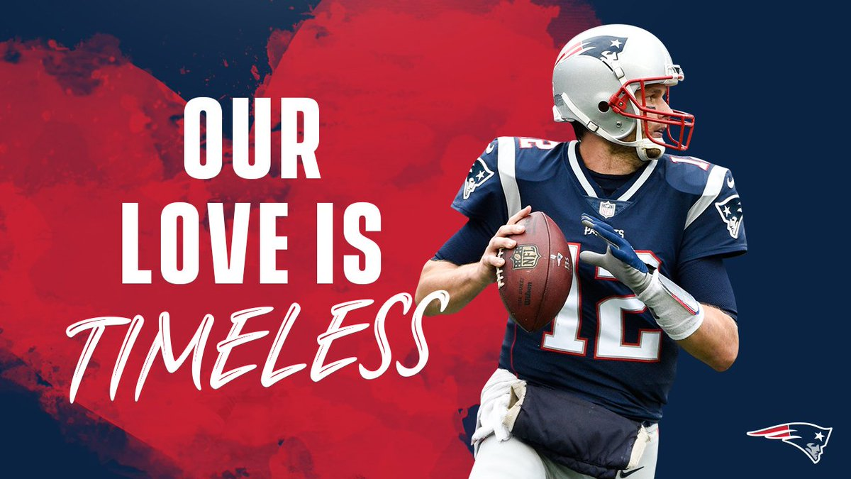 Happy #ValentinesDay, #PatriotsNation!  Celebrate with some love from the #SuperBowl Champs: https://t.co/7thCVJ2gBp
