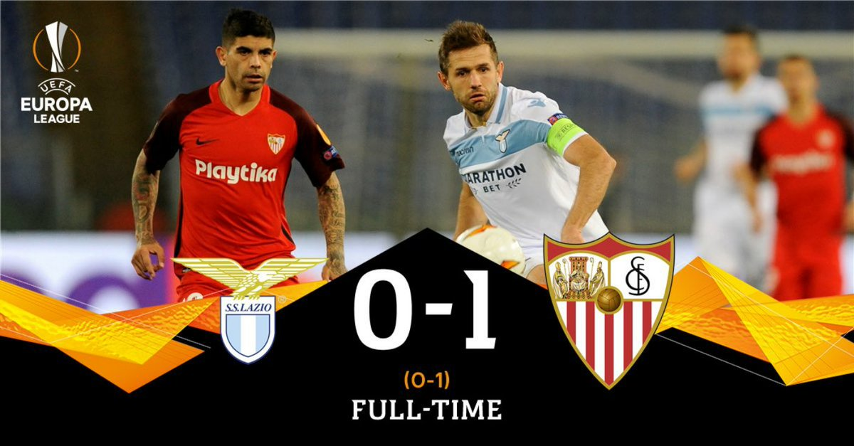 SS Lazio 🇪🇸's photo on Sevilla
