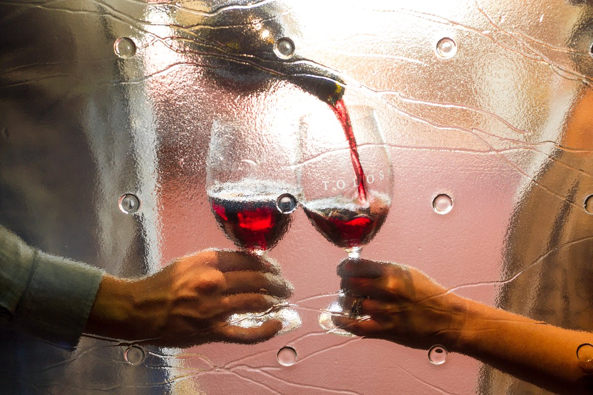 Love is in the air. Spend your Valentine's Day at Tolosa. Bring your sweetheart by for a tasting or pick up a bottle for a romantic evening.  #experiencetolosa #ednavalley #tolosawinery #sanluisobispo