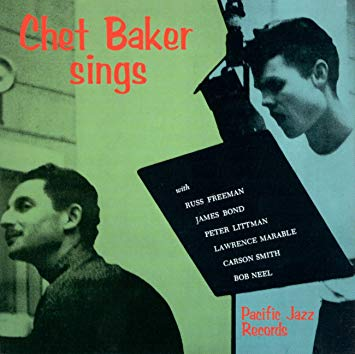 'Chet Baker Sings,' the trumpeter's debut vocal album featuring 'My Funny Valentine,' 'I Fall In Love Too Easily' 'That Old Feeling' & more, recorded & released by Pacific Jazz in 1954. Make our Jazz Vocals playlist your Valentine's Day soundtrack:  https://t.co/8LbLRN456h
