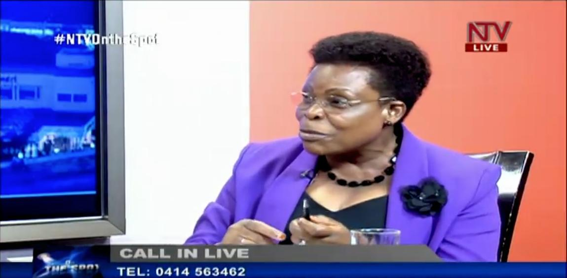 I can tell you right away that for now, my preferred candidate is President @KagutaMuseveni Museveni is amazing, he is so informed, he is so intelligent - Beti Kamya, Kampala Minister. #NTVOnTheSpot http://www.ntv.co.ug/live