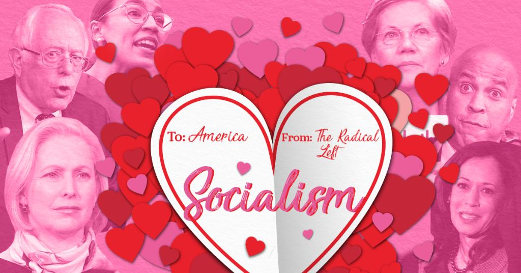 Dems + socialism = heartbreak for Americans 💔 https://www.gop.com/the-democrats-burgeoning-love-affair-with-socialism-rsr/ …