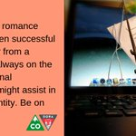 Image for the Tweet beginning: Q6: Romance scammers have ways