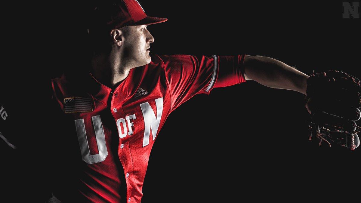 detailed look 9dd1e f9c71 Nebraska Baseball on Twitter: