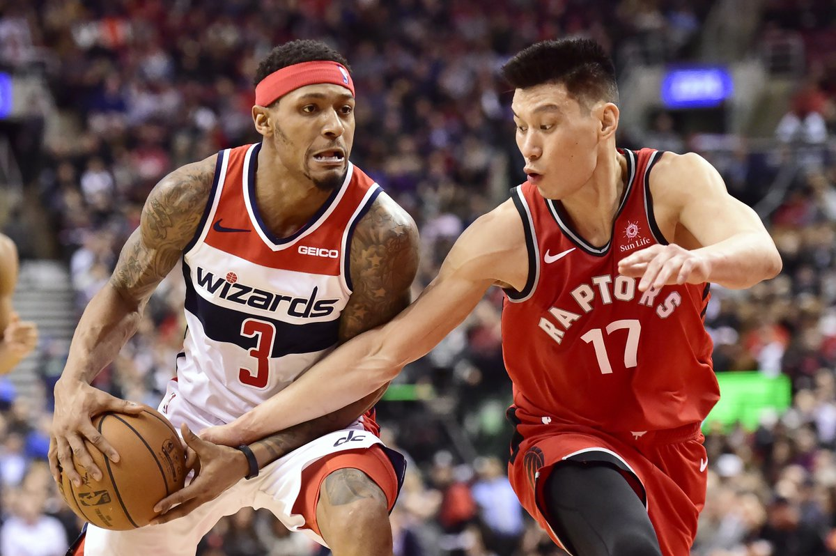 3eb564b5da67 Jeremy Lin did his homework prior to successful Raptors debut  https   t.co wZ6lCAHrIH