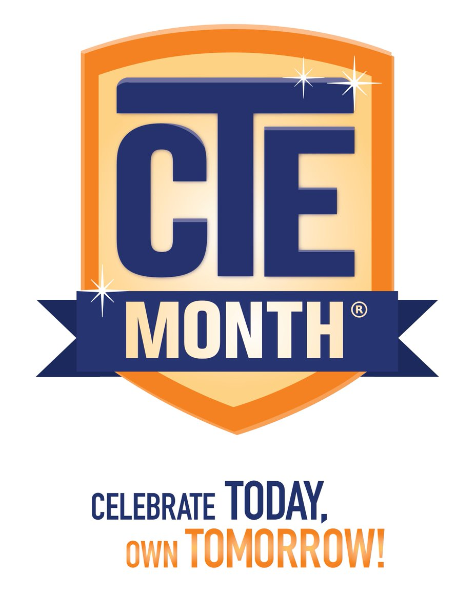February is Career and Technical Education Month. Look at the benefits!