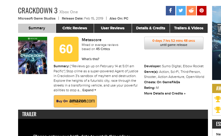 crackdown 1 cheats