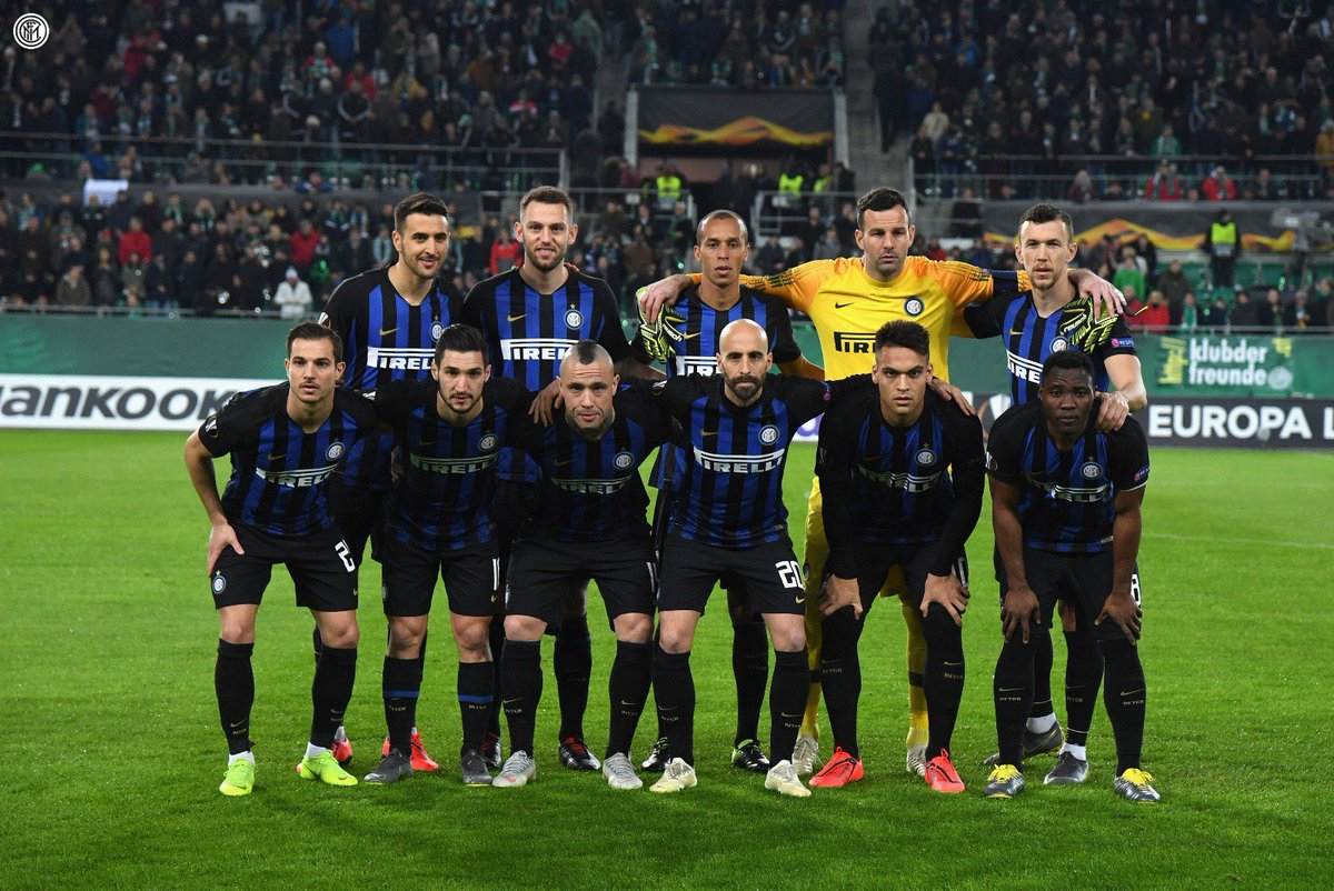Inter Milan FR's photo on Perisic
