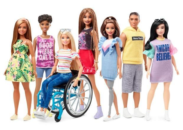 .@Barbie Takes on Diversity: Next Generation Barbies Will Feature Wheelchair and Prosthetic Limbs  https://t.co/vNMMFhESuK
