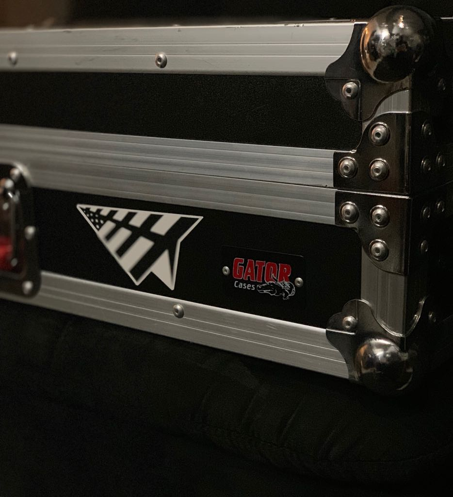 Huge Thanks To @gatorcases For Replacing A Missing Piece To My Sx-3 Flight Case!!