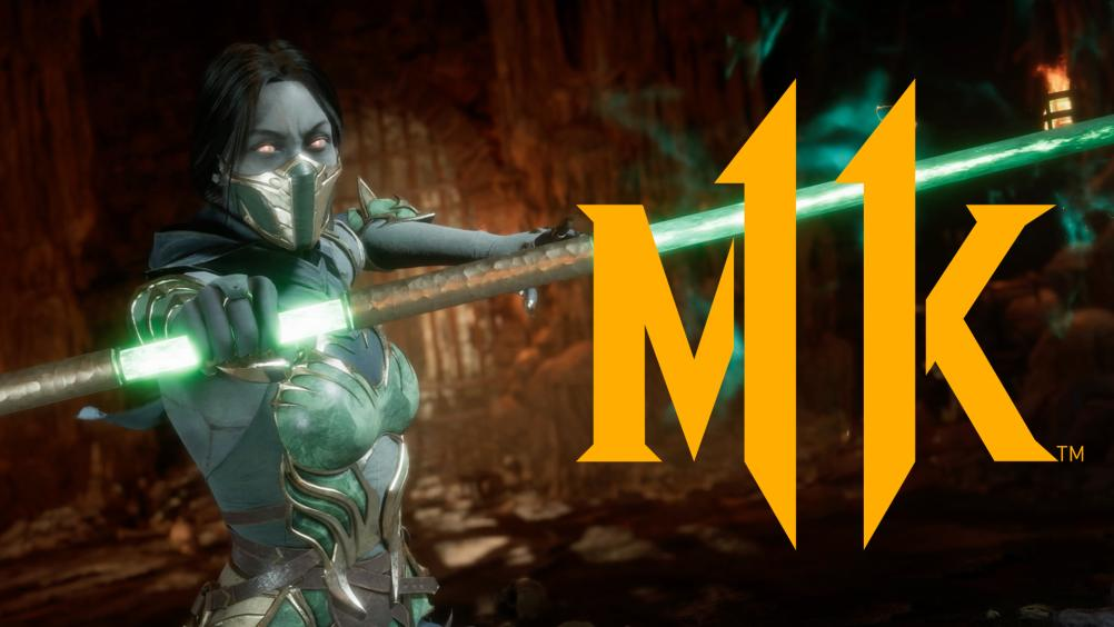 Armed with her iconic Bo Staff, Jade serves the Netherrealm as an undead Revenant. Grab your copy of #MK11 today: http://go.wbgames.com/MK11buy