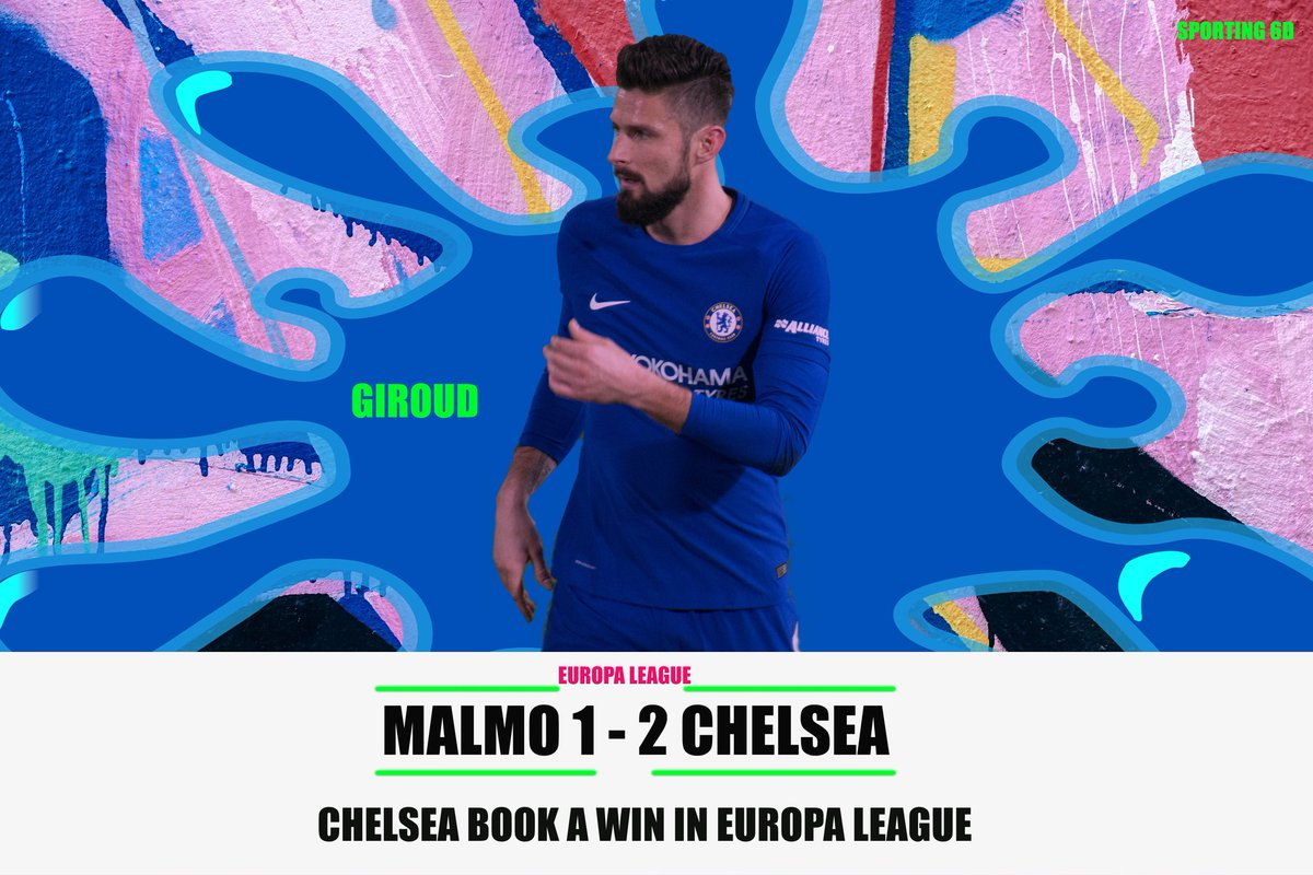 Chelsea was under strong criticism heading into this match due to their loss against Man City. A win kicks the can down the line for their manager. Europa League performance will determine his future stake. #ChelseaFC #EuropaLeague #FridayThoughts #Giroud #KTBFFH #CFC #Malmo