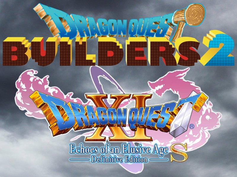 Dragon Quest Builders 2 - Amazon Preorder: PS4: https://amzn.to/2UYfNAk Switch: https://amzn.to/2Nb6x9u  Dragon Quest XI S: Echoes of an Elusive Age - Definitive Edition - Amazon Preorder: Switch: https://amzn.to/2TX92OU