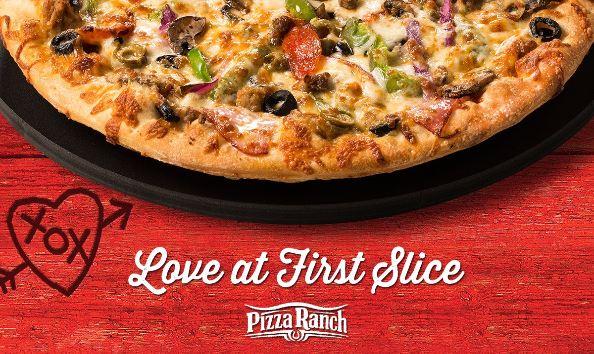 Which of our pizzas led you to Love at First Slice? ❤️ 🍕  Find the perfect deal for you and your sweetheart and order online here: http://bit.ly/2Dkf1ZL