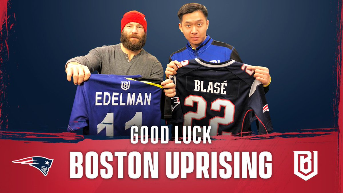 Your turn to prove them wrong, @BostonUprising.