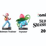 Squirtle, Ivysaur en Pokémon Trainer-amiiboonthuld https://t.co/P1Nt6LA3z5