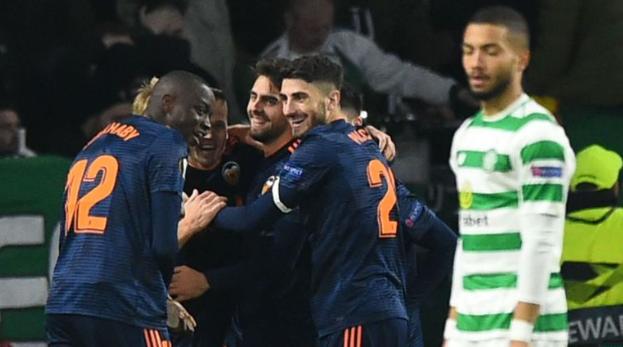 Video: Celtic vs Valencia
