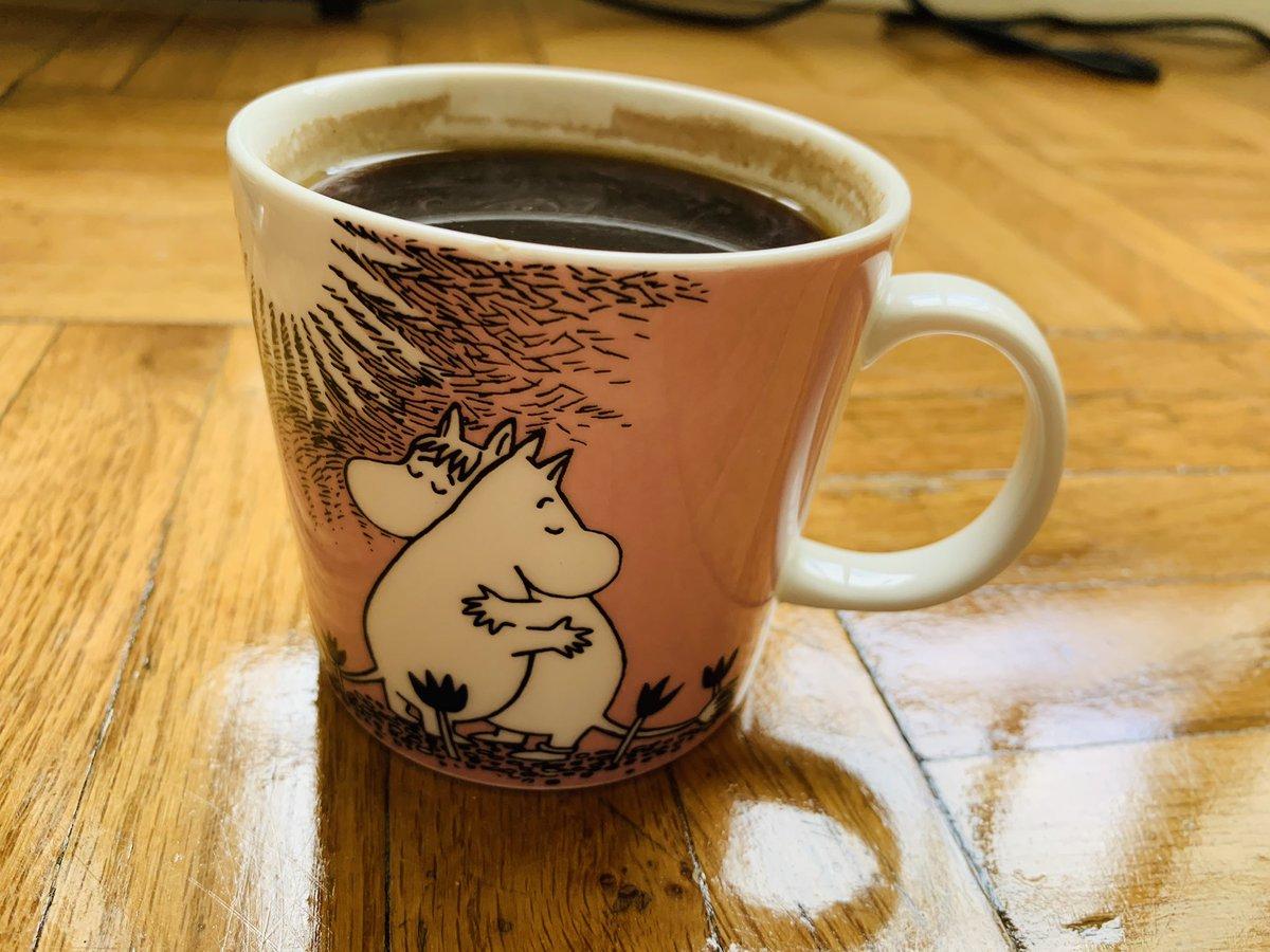 Love Moomin mug