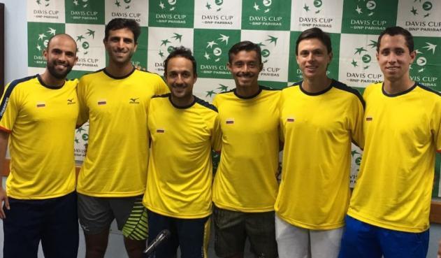"""La Selección Colombia de Tenis deberá enfrentar a Bélgica y Australia en la competición internacional """"Copa Davis 2019"""", la cual se llevará a cabo en la ciudad de Madrid, España."""