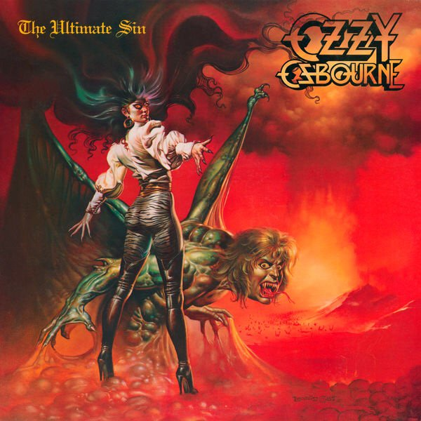 Secret Loser by Ozzy Osbourne Happy Birthday, Jake E. Lee!