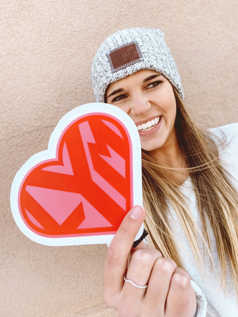 ad88bbe881b81 Happy Valentine s Day from the USD Love Your Melon crew! We hope everyone  is enjoying