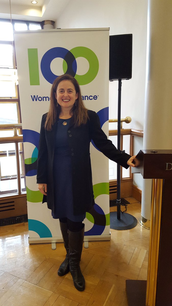 Thank you to #100womeninfinance and Anne Keya of @ThePanelDublin for their kind invite to do the keynote for their first luncheon of the year. #finance and #climate are waiting for us to make a difference!   #ireland #dublin #ifcclimate