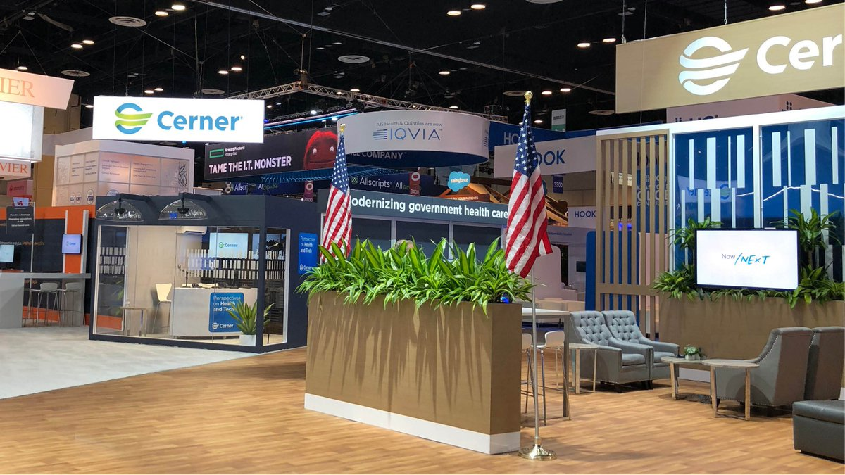 As #HIMSS19 draws to a close, we would like to thank all the organizers, volunteers, vendors, presenters and industry professionals who made this week a success. We'll see you at #HIMSS20!