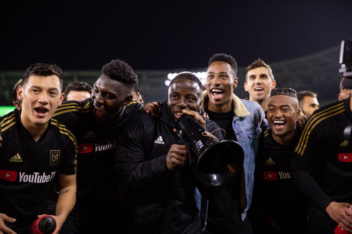 d9d26aeb385 A Club United. Pride Month Merch is now available at  LAFC HQ at ...