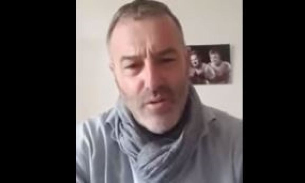 Le gilet jaune Christophe Chalençon affirme que des paramilitaires sont prêts à faire tomber le gouvernement  https://t.co/4mh39UUu0w