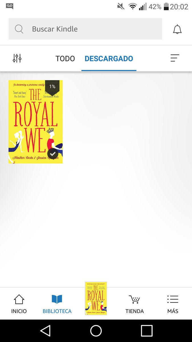 Finally bought &quot;The Royal We&quot;! Can&#39;t wait to read it @fuggirls<br>http://pic.twitter.com/SYeGAmGIog