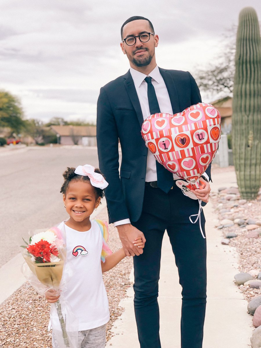 Niece asked me to be her Valentine last week. Surprised her today at school with some valentine treats.