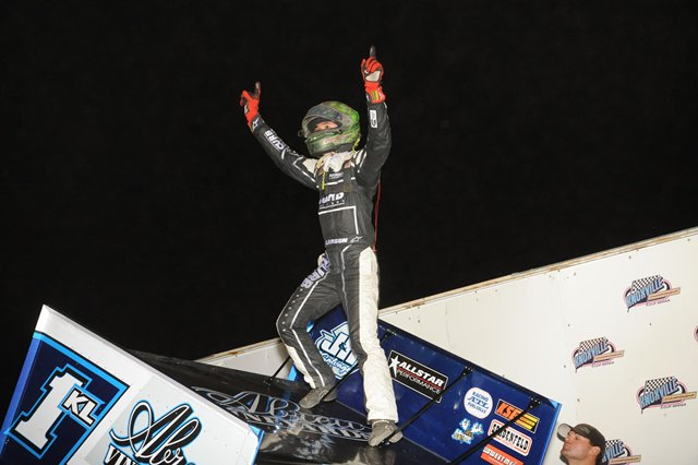 Happy Birthday today to our friend Kyle Larson!