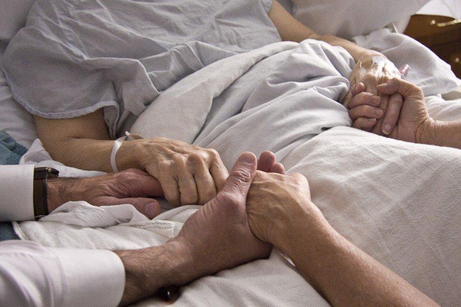 Открытка помощь неизлечимо больному, датами картинка днем