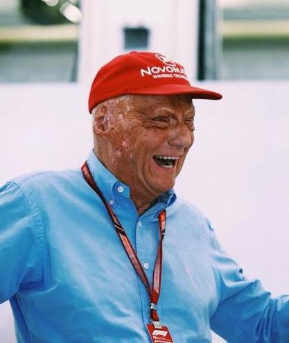 ¡Happy Birthday Niki Lauda!