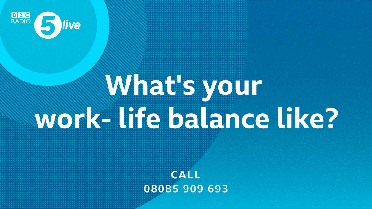 🕘#5LiveYourCall: What's your work-life balance?  Some companies are offering 'unlimited leave'.. where you can take as much paid leave as you want as long as the work is done.  Would that work for you? Or would it be like an 'all you can eat buffet'? 📞08085 909 693 📱85058