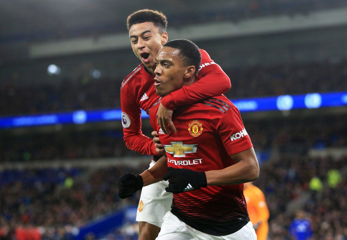 BREAKING: Ole Gunnar Solskjaer says @ManUtd's @JesseLingard and Anthony Martial could return against @LFC on Sunday. #SSN  http://skysports.tv/FYG0cA
