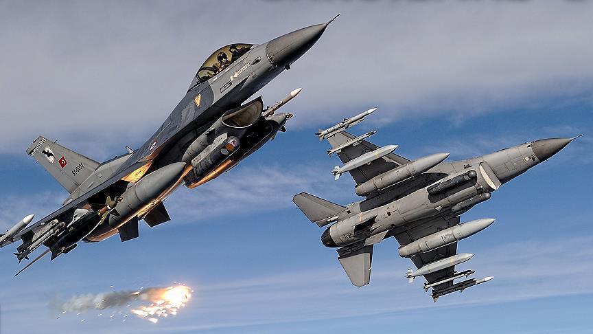 #Turkey: #PKK shelters, hideouts in N. Iraq destroyed http://aane.ws/Rfd