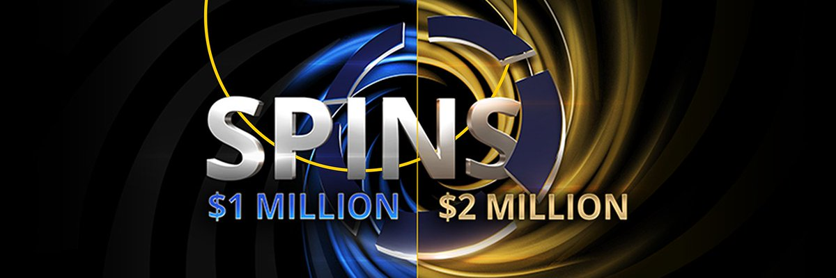 How to #win up to $2,000,000 within minutes of play... 🌀 Welcome to our world of Spins 🌀 Just $50 could land you a #MASSIVE #JACKPOT Find out more: https://bit.ly/2U2Lc4y 18+ | begambleaware | Play Responsibly
