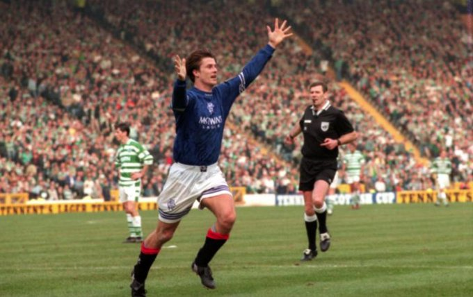 Happy birthday Brian Laudrup! The Rangers icon turns 50 today