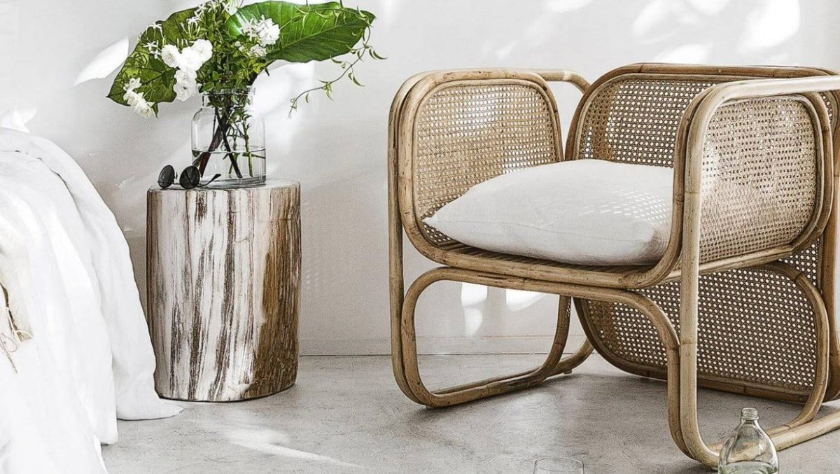 Bamboo And Rattan Cane Furniture
