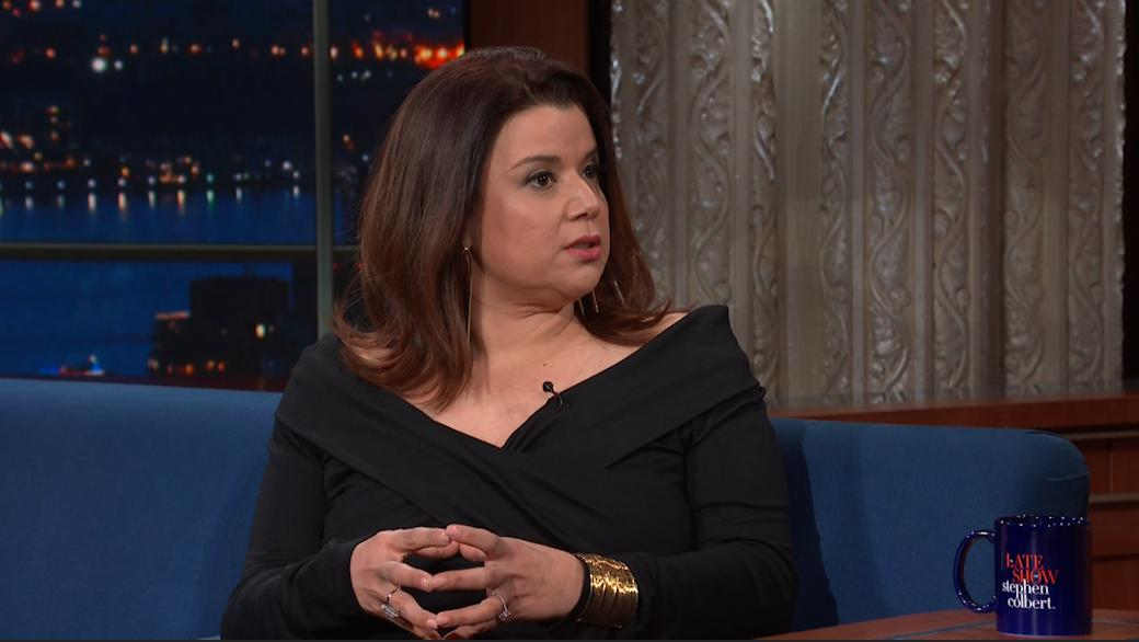 """""""There's a lot of people who have compromised those principles or convictions in order to accommodate a president who's pretending to be Republican and has no principles or convictions."""" @ananavarro on the Republican party. #LSSC <br>http://pic.twitter.com/ERrIFl3EiT"""