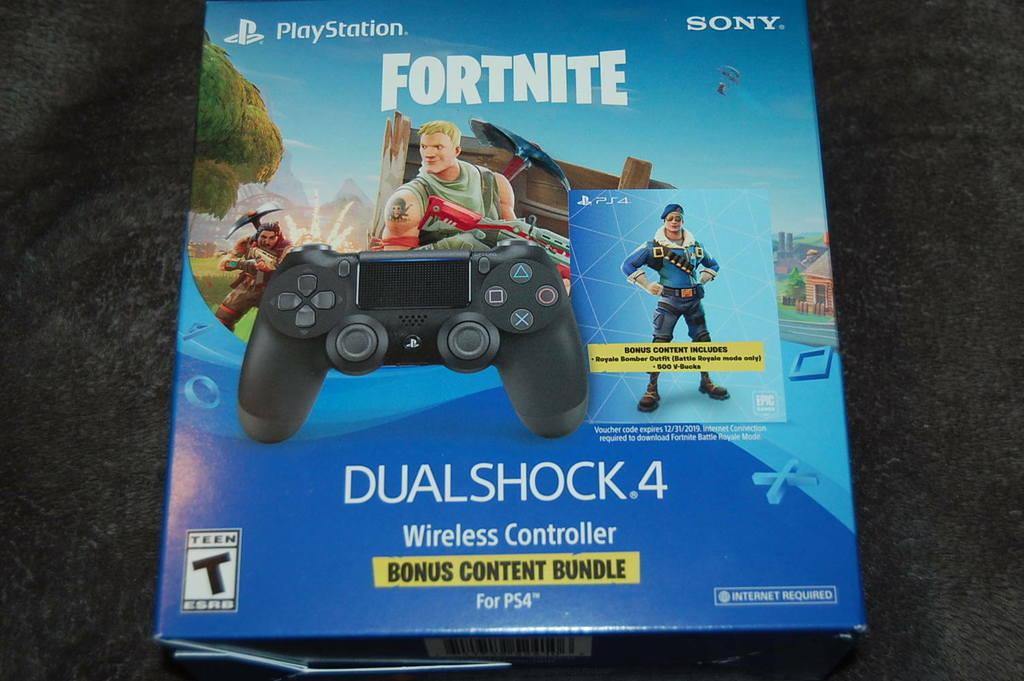 Playstation 4 Overcooked 2 Fortnite Bonus Limited Bundle