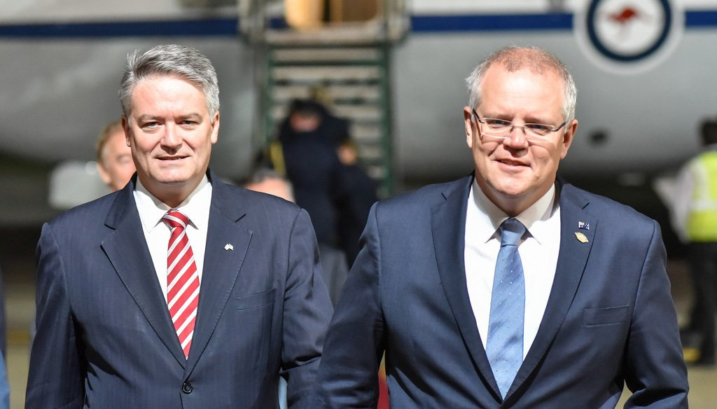 Hello corruption #auspol caption this <br>http://pic.twitter.com/S1GvA05qzu