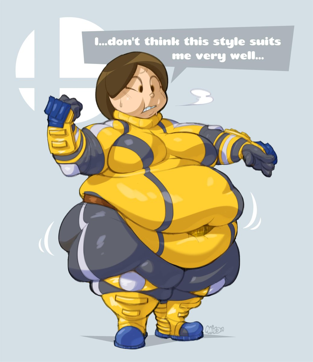 more of a sumo than a brawler :U<br>http://pic.twitter.com/HAQHePB301