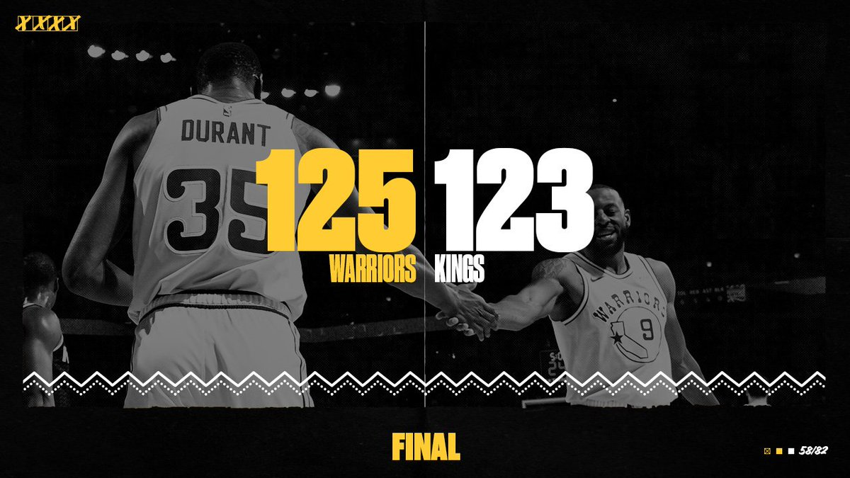 It's good to be home, #DubNation
