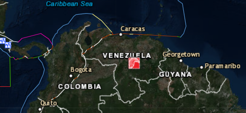 🚨BREAKING: Some kind of COMPLEX EMERGENCY right now in Venezuela.  http://hisz.rsoe.hu/alertmap/index2.php…
