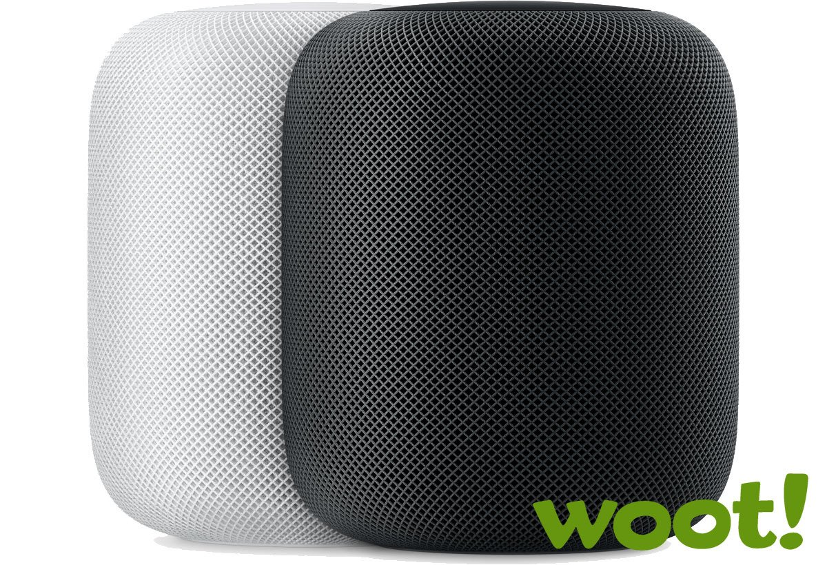 Apple HomePods are on sale for $234 ($115 off) today only https://t.co/VBXHAppEAm