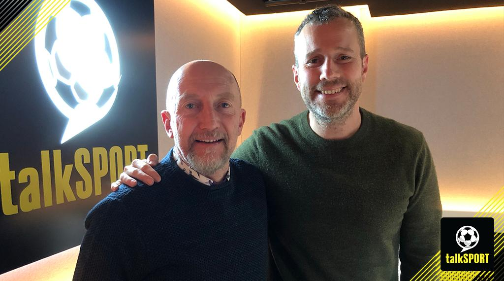 """Marnin!  Alan's off so join @MaxRushden and Ian Holloway as they discuss:  🔵 Chelsea win to ease Sarri pressure 👏 Emery praises returning Ozil 🏆 Henderson: """"#LFC relishing title race"""" 🏉 Six Nations returns  All that on @talkSPORT now!  📻 Listen - http://tlks.pt/listen"""